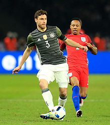 Germanys Jonas Hector - Mandatory by-line: Matt McNulty/JMP - 26/03/2016 - FOOTBALL - Olympiastadion - Berlin, Germany - Germany v England - International Friendly