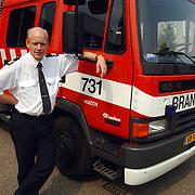 Nieuwe commandant brandweer Huizen, Jaap Weijermans