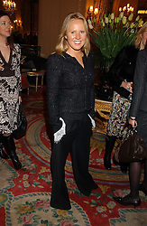 ALICE BAMFORD at a ladies lunch in aid of the NSPCC held at The Ritz, Piccadilly, London on 7th March 2006.<br /><br />NON EXCLUSIVE - WORLD RIGHTS