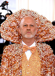 Ryan Murphy attending the Metropolitan Museum of Art Costume Institute Benefit Gala 2019 in New York, USA.