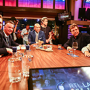 NLD/Amsterdam/20180608 - Laatste uitzending van Late Night met Humberto Tan , Humberto Tan, Louis van Gaal en Luuk Ikink, John de Mol, Armin van Buren