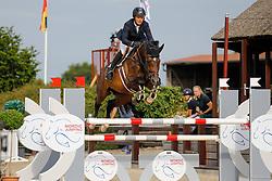 Youngster-Springprfg. Kl. M**, 6j. und 7j. Pferde, CSN Ehlersdorf 17. - 19.07.2020 - Reitanlage Jörg Naeve, Chill ma - Lüneburg, Rasmus獮