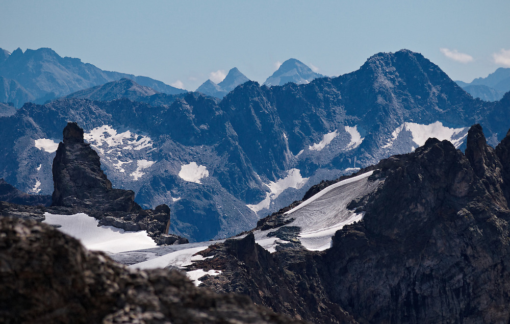 Switzerland - Alps from Titlis