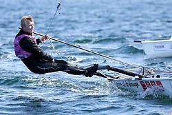 , Kiel - Kieler Woche 20. - 28.06.2015, Musto Skiff - GER 495 - Ahlmann, Iver