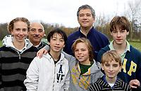 WASSENAAR - Jeugdgolf op Golfclub Rozenstein. COPYRIGHT KOENSUYK