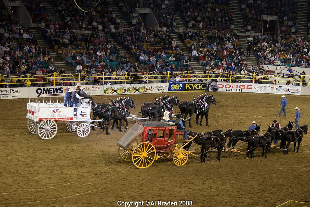 National Western Stock Show, Denver, Colorado