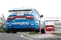 2008 British Touring Car Championship.  Knockhill, Scotland, United Kingdom.  16th-17th August 2008.  (43) - Chris Stockton (GBR) - BTC Racing Seat Toledo Cupra.  World Copyright: Peter Taylor/PSP. Copy of publication required for printed pictures. Every used picture is fee-liable.