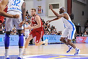 DESCRIZIONE : Eurolega Euroleague 2015/16 Group D Dinamo Banco di Sardegna Sassari - Brose Basket Bamberg<br /> GIOCATORE : Nicolo Melli<br /> CATEGORIA : Palleggio<br /> SQUADRA : Brose Basket Bamberg<br /> EVENTO : Eurolega Euroleague 2015/2016<br /> GARA : Dinamo Banco di Sardegna Sassari - Brose Basket Bamberg<br /> DATA : 13/11/2015<br /> SPORT : Pallacanestro <br /> AUTORE : Agenzia Ciamillo-Castoria/C.Atzori