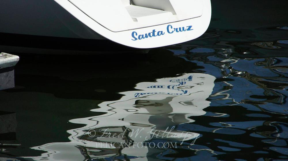 Santa Cruz Harbor 6988
