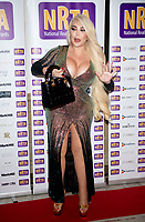Jessica Alves at the National Reality TV Awards in Porchester Hall  london photo by Brian Jordan