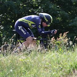21-06-2017: Wielrennen: NK Tijdrijden: Montferland      <br /> s-Heerenberg (NED) wielrennen Annemiek van Vleuten