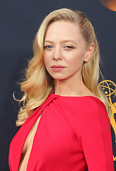 Portia Doubleday arriving for The 68th Emmy Awards at the Microsoft Theater, LA Live, Los Angeles, 18th September 2016.