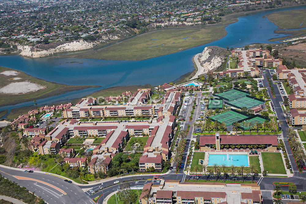Park Newport Aerial Photo