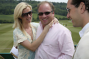 Jenny Halpern, Tara Getty and Ryan Prince, Guy Leymarie and Tara Getty host The De Beers Cricket Match. The Lashings Team versus the Old English team. Wormsley. ONE TIME USE ONLY - DO NOT ARCHIVE  © Copyright Photograph by Dafydd Jones 66 Stockwell Park Rd. London SW9 0DA Tel 020 7733 0108 www.dafjones.com