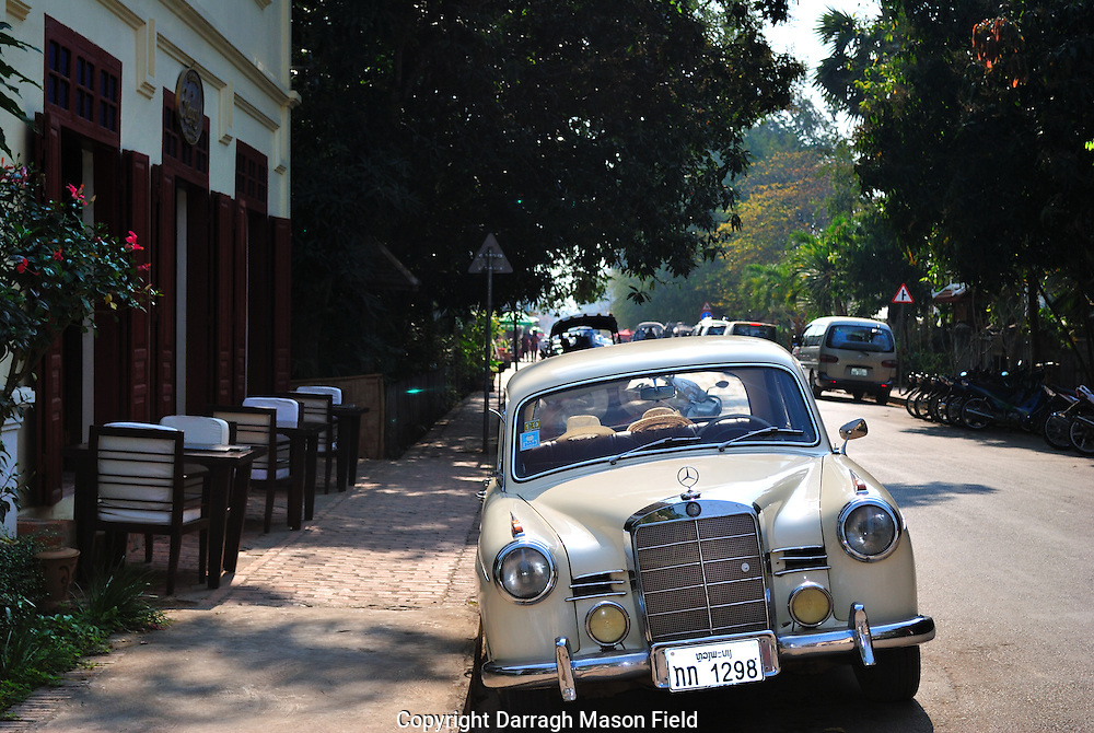 Vintage Mercedes Benz