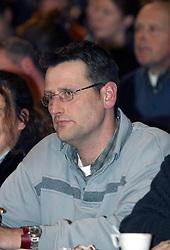 Koudijs Pim<br />KWPN hengstenkeuring 2003<br />Photo © Dirk Caremans