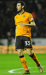 Leo Bonatini of Wolverhampton Wanderers-Mandatory by-line: Nizaam Jones/JMP - 02/01/2018 - FOOTBALL - Molineux - Wolverhampton, England- Wolverhampton Wanderers v Brentford -Sky Bet Championship