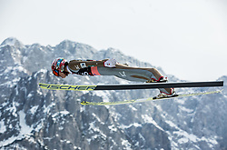 Taku Takeuchi of Japan  during the Ski Flying Hill Individual Competition on Day Two of FIS Ski Jumping World Cup Final 2017, on March 24, 2017 in Planica, Slovenia. Photo by Vid Ponikvar / Sportida