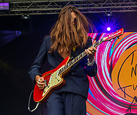 The New Twenties live at the Bigfoot Festival Ragley Hall Warwickshire one of the first festivals to open successfully in 2021 photo by Mark anton Smith