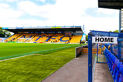 A general view inside the One Call Stadium, home to Mansfield Town - Mandatory by-line: Ryan Crockett/JMP - 18/08/2018 - FOOTBALL - One Call Stadium - Mansfield, England - Mansfield Town v Colchester United - Sky Bet League Two