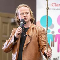 Teacher Colm Davoren