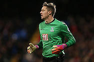 goalkeeper Wayne Hennessey of Crystal Palace looking on. Premier League match, Crystal Palace v Manchester city at Selhurst Park in London on Saturday 19th November 2016. pic by John Patrick Fletcher, Andrew Orchard sports photography.