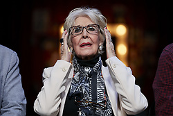 October 3, 2018 - Madrid, Spain - Concha Velasco attends to 'El Funeral' presentation at La Latina Theatre in Madrid. (Credit Image: © Legan P. Mace/SOPA Images via ZUMA Wire)