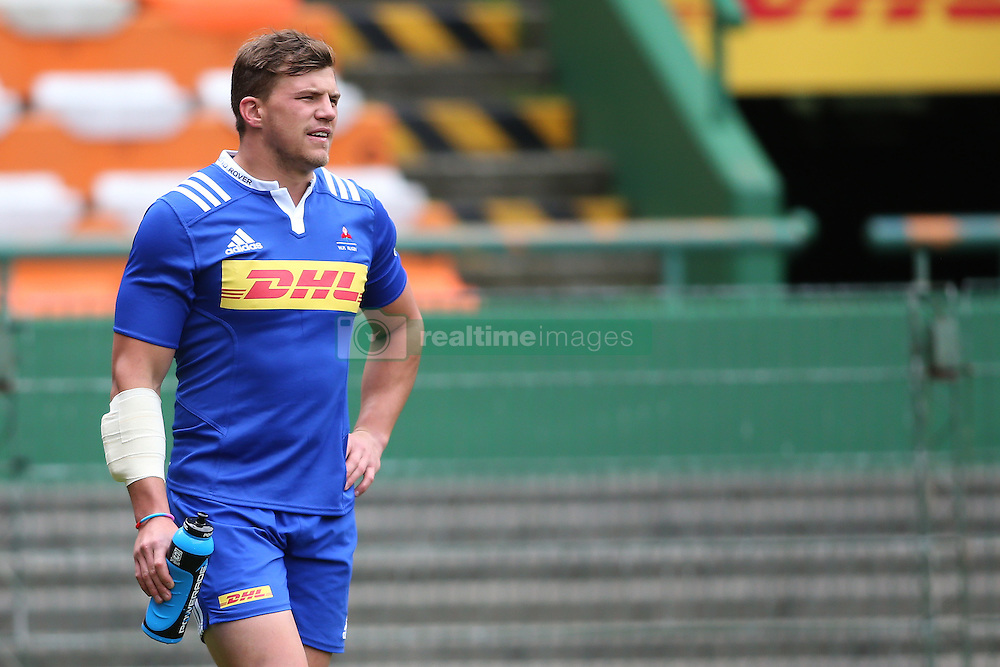 Johnny Kotze during Western Province training session held at Newlands Rugby Stadium in Cape Town, South Africa on 15th September 2016.<br /> <br /> Photo by Shaun Roy/Real Time Images