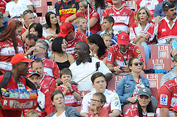 070418 Emirates Airlines Park, Ellis Park, Johannesburg, South Africa. Super Rugby. Lions vs Stormers. Rugby fans. <br />Picture: Karen Sandison/African News Agency (ANA)