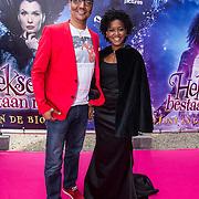 NLD/Ede/20140615 - Premiere film Heksen bestaan niet, Jorgen Raymann en Delores Leeuwin