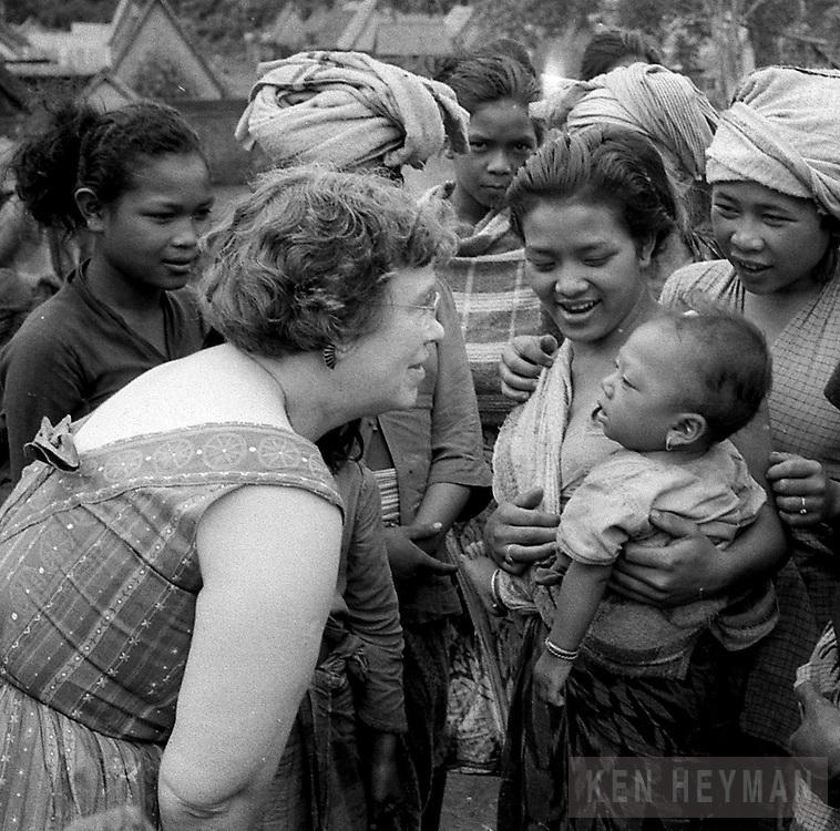 Margaret Mead in Bali