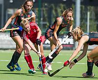 St.-Job-In 't Goor / Antwerpen -  Nederland Jong Oranje Dames (JOD) - Groot Brittannie (7-2).   COPYRIGHT  KOEN SUYK