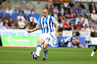 Football<br /> Coca Cola Football League One<br /> Brighton and Hove Albion vs Wycombe Wanderers at The Withdean Stadium, Brighton<br /> Brighton's Andrew Crofts<br /> 05/09/2009<br /> Credit Colorsport / Shaun Boggust