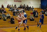 Varsity basketball Laconia versus Inter Lakes NHIAA Division III tournament.  Karen Bobotas for the Laconia Daily Sun
