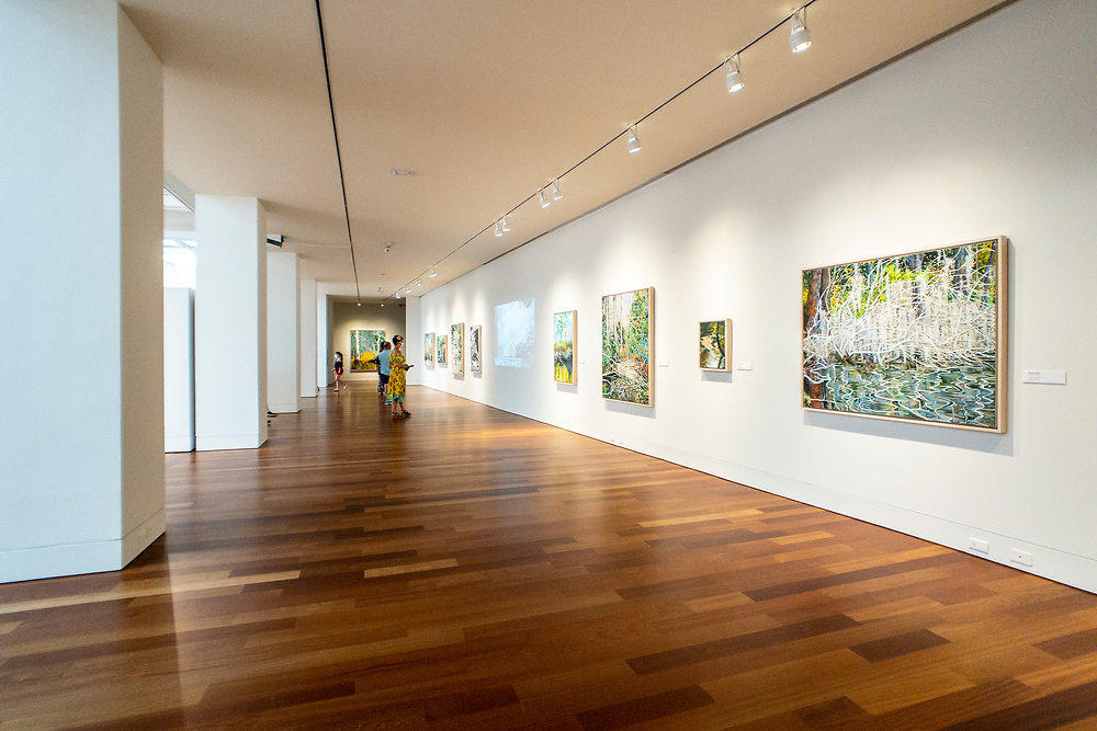 The Cameron Art Museum in Wilmington, North Carolina on Wednesday, August 11, 2021. Copyright 2021 Jason Barnette