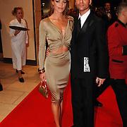 NLD/Amsterdam/20051128 - Uitreiking Beau Monde Awards 2005, Inge de Bruijn en Eric Kusters