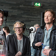 NLD/Hilversum/20131130 - Start Radio 2000, dj's top2000, dj' s