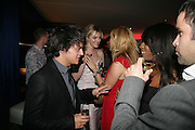 Sophie Dahl and Jamie Cullen, GQ Men of The Year. Royal Opera House. Covent Garden. 4 September 2007. -DO NOT ARCHIVE-© Copyright Photograph by Dafydd Jones. 248 Clapham Rd. London SW9 0PZ. Tel 0207 820 0771. www.dafjones.com.