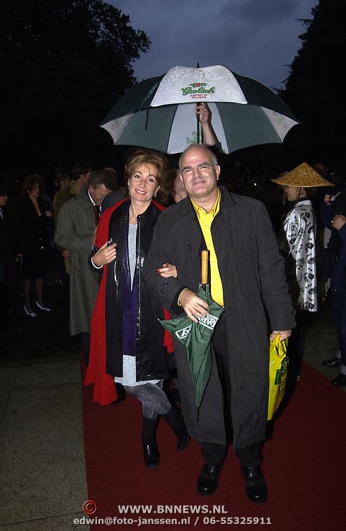 Opening Utrechts Filmfestival, premiere de Grot, Tim Krabbe en