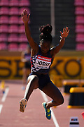 Victoria Josse (FRA) competes in Triple Jump Women during the IAAF World U20 Championships 2018 at Tampere in Finland, Day 5, on July 14, 2018 - Photo Julien Crosnier / KMSP / ProSportsImages / DPPI