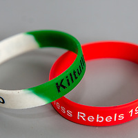 a sample of their wristbands