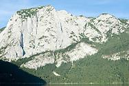 Trisselwand reflected in Altausee. Salzkammergut, Austria © Rudolf Abraham