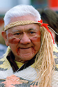 First Nation Canadian male