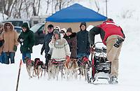 82nd annual Laconia World Championship Sled Dog Derby Sunday, February 13, 2011.