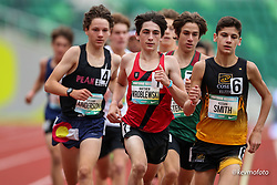 2021 High School Nationals<br /> NSAF Outdoor Track and Field Championship<br /> boys middle school mile heat 2