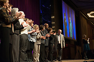 1st General Session (National Awards) on March 1, 2012<br /> <br /> The National Art Education Association (NAEA) National Convention in New York City 2/27/2012 - 3/1/2012