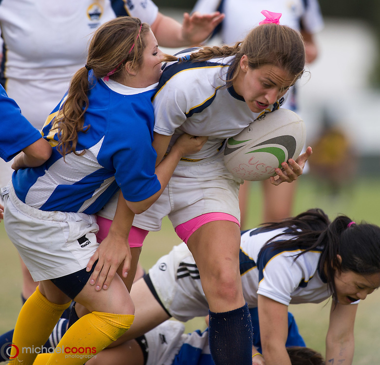 UCSB vs UCSD (Scrum by the Sea 2010)