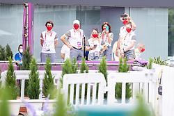 Team Belgium, Laeremans Wendy, Devroe Jeroen, <br /> Olympic Games Tokyo 2021<br /> © Hippo Foto - Dirk Caremans<br /> 23/07/2021