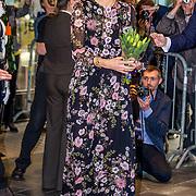 NLD/Tilburg//20170403 - Koningsdagconcert in Tilburg 2017, Koningin Maxima