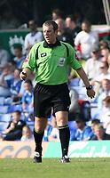 Photo: Mark Stephenson.<br /> Birmingham City v Southampton. Coca Cola Championship. 14/04/2007.Referee MR R Booth